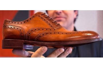 Französischer Schuh 1378
